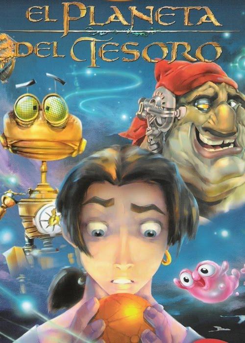Able Planet: Blog De Hablemos De Disney: El Planeta Del Tesoro (2002