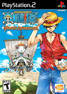 One Piece Grand Adventure: PS2
