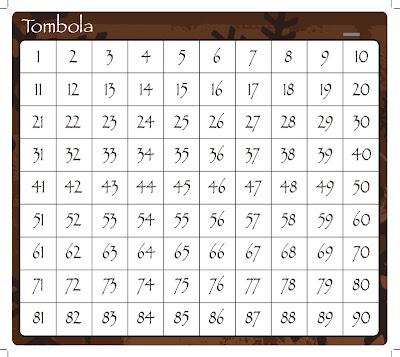 Squarciomomo il tabellone della tombola in pdf for Cartelle tombola per anziani