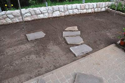 Squarciomomo nuova terra in giardino il massacro 2 la - Giardino senza erba ...