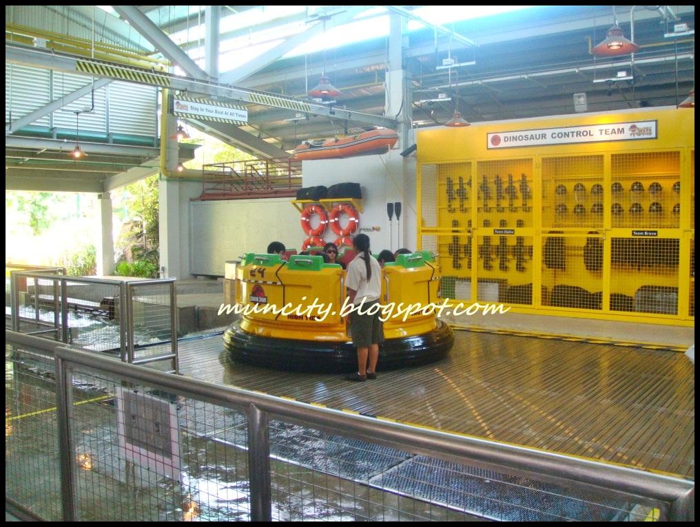 Lalalaland...: Universal Studios Singapore
