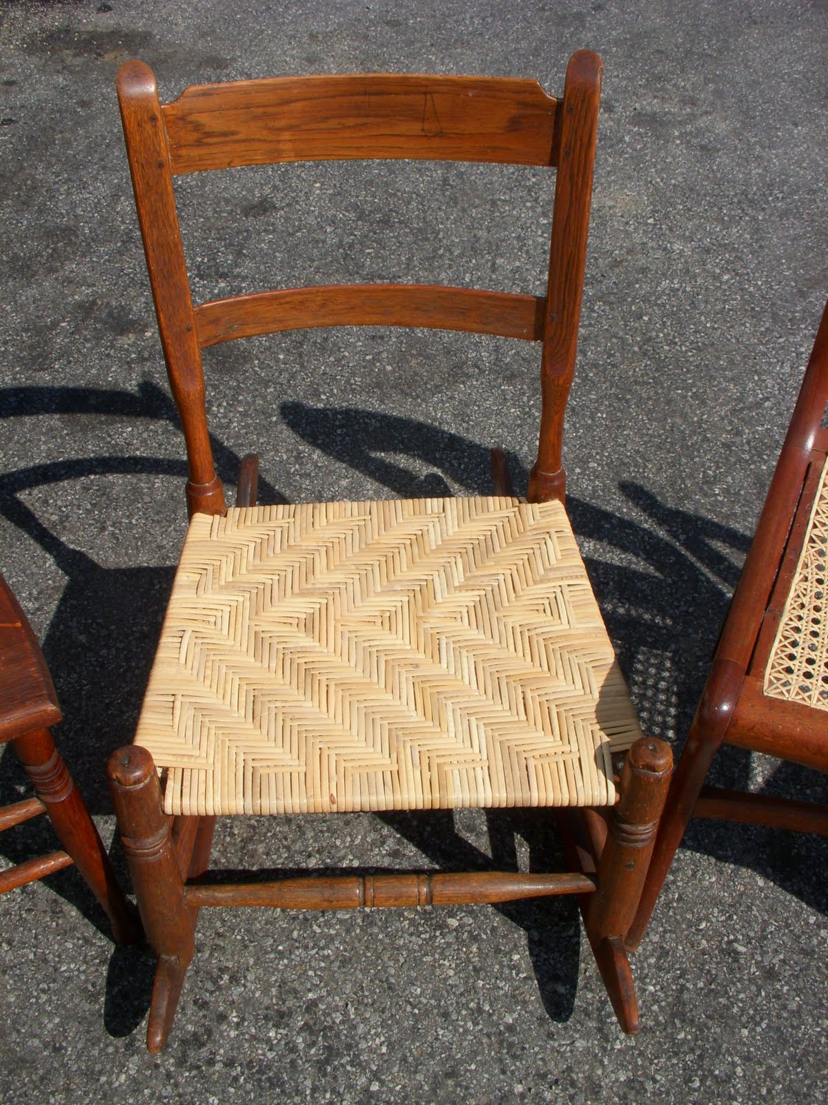 Michaels Chair Caning Service