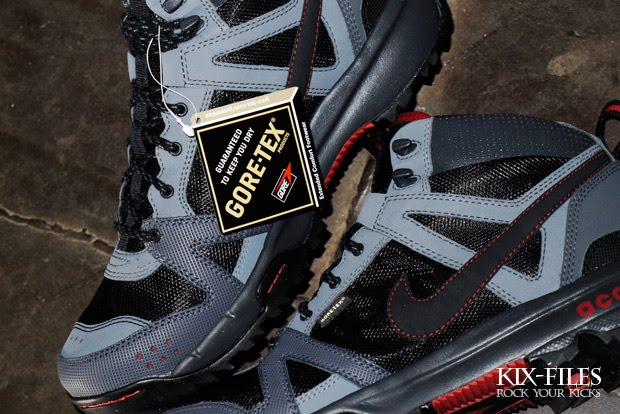 release date: 30420 46f4e Nike takes the ACG boot to another level by creating a rugged mountain  boot. The Rongbuk GTX utilizes the gore-tex material and will come with ...