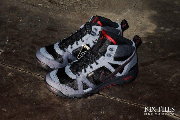 3151b49209a Unboxing butów shoes Nike Rongbuk MID GTX GORE TEX 365657-260  Nike ACG Rongbuk  Mid GTX Gore-TEX ...
