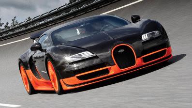 US NAVY JEEP: WORLD'S FASTEST CAR   BUGATTI VEYRON SUPER SPORT