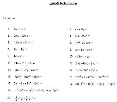 POTENCIACION PDF Y RADICACION EJERCICIOS DE