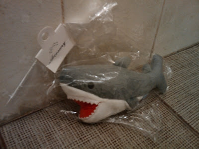 new toy shark