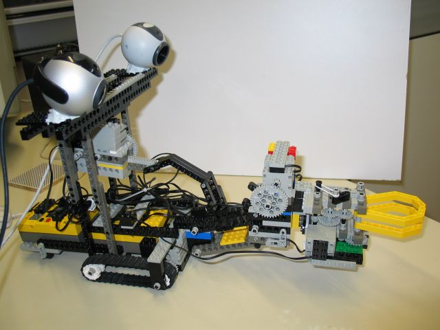 Learn Electronic Robot Info