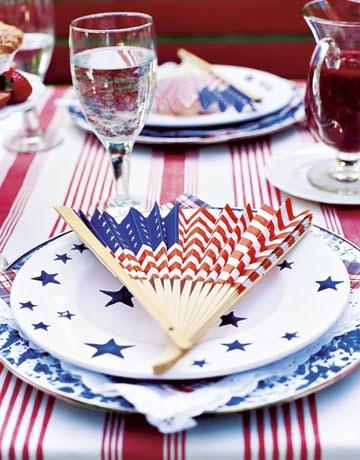 Pixtal Peep : Patriotic Decorating Ideas
