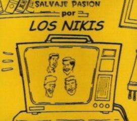 Varios Artistas - Salvaje pasión por Los Nikis (1995)