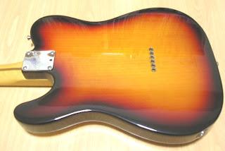 theGUITARaddict: First Fender: American Standard Telecaster