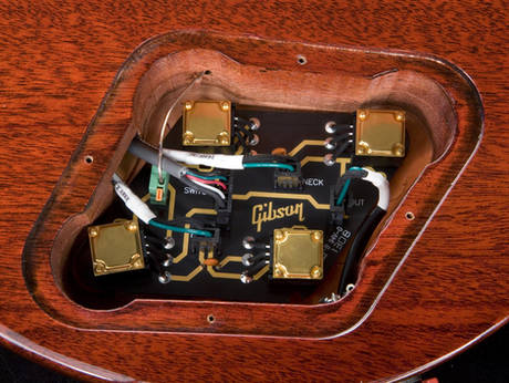 Gibson humbucker colour codes? | Harmony Central