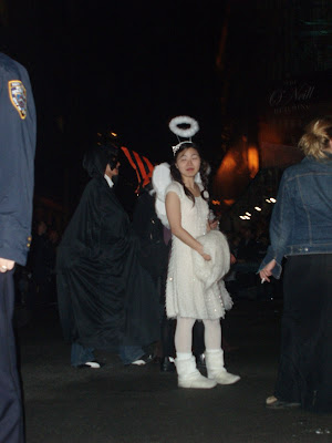 Halloween Parade à New York