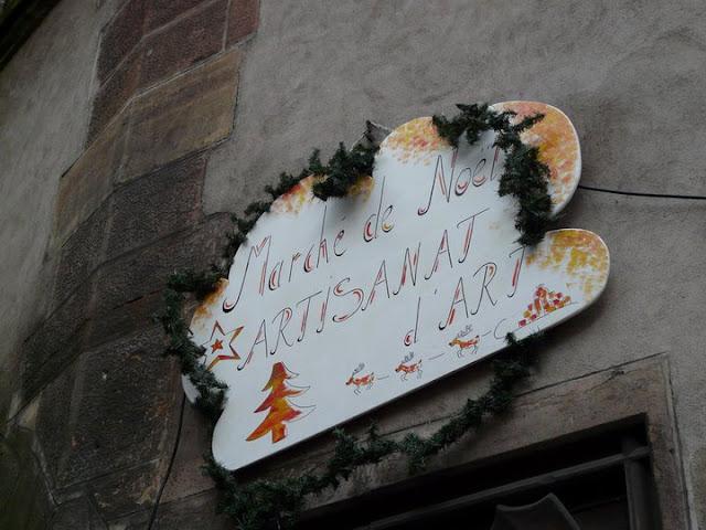 visite de Colmar à Noël