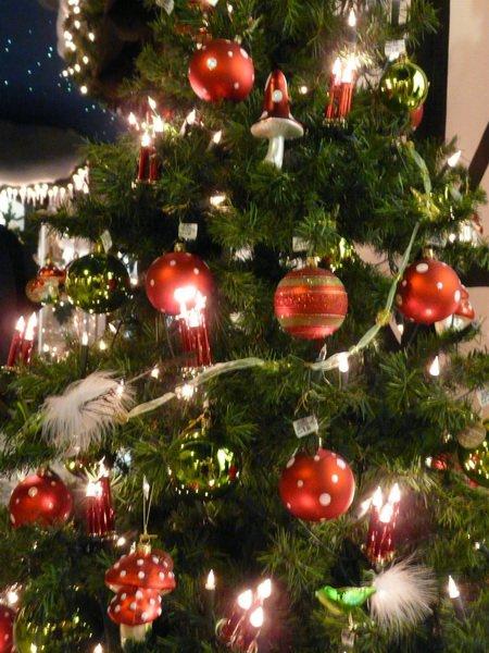 visite de Fribourg à Noël