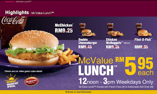 What Promo Is On To Eat Malaysia: Now Onwards: McDonalds ...