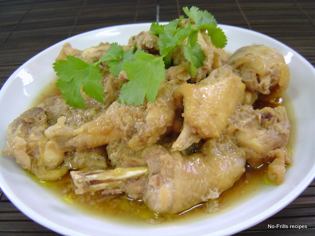 Steamed ginger chicken forumfinder Images