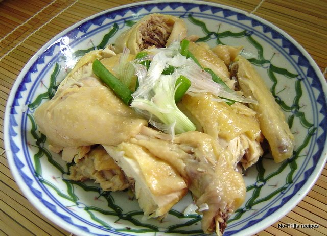 how to cook chicken in rice cooker