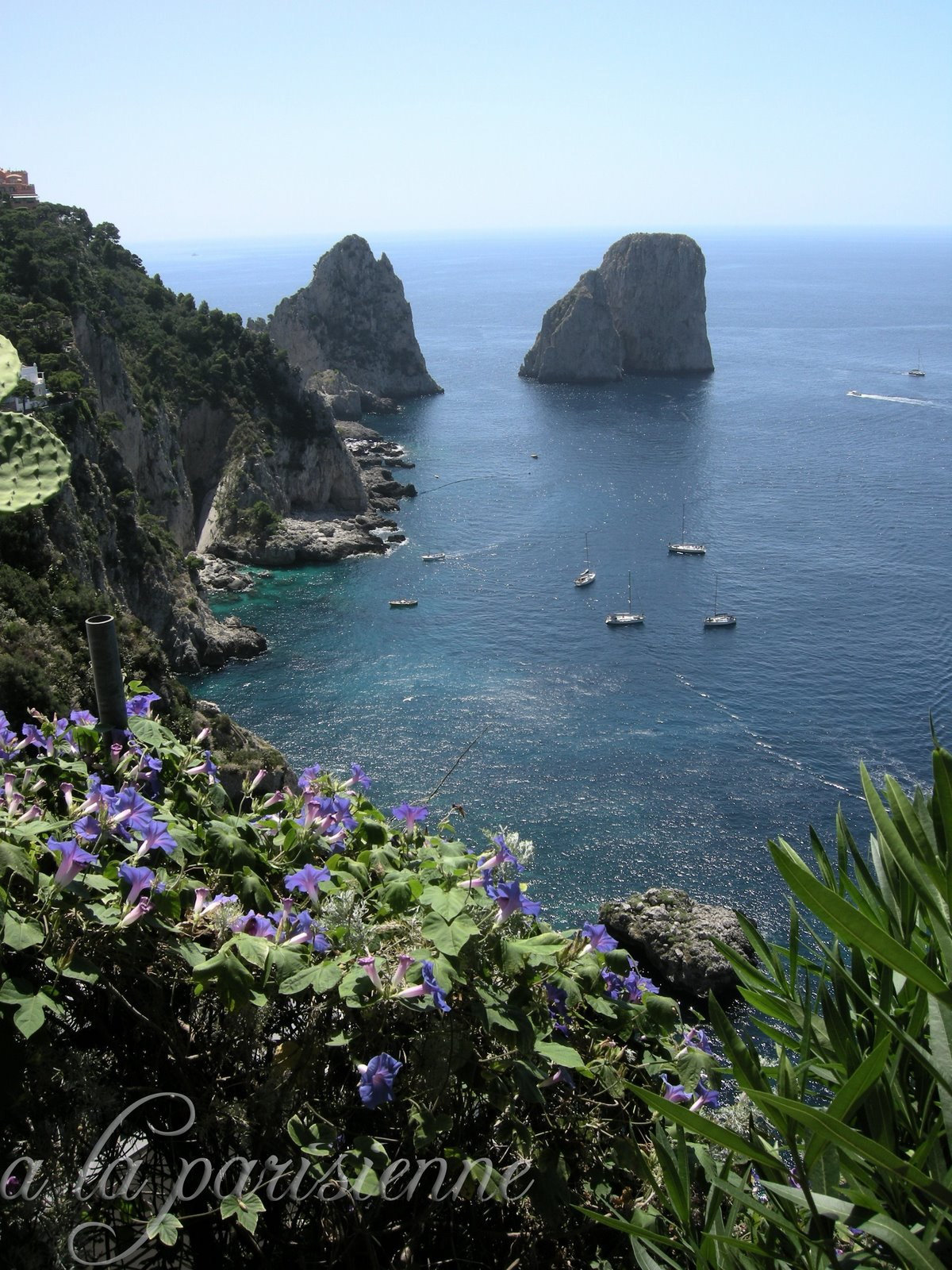 Take Me to the Isle of Capri