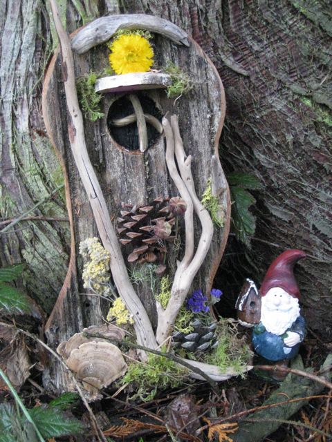 Real Gnomes: Gnome Stories At Whimsical Woods: GNOME DOORS