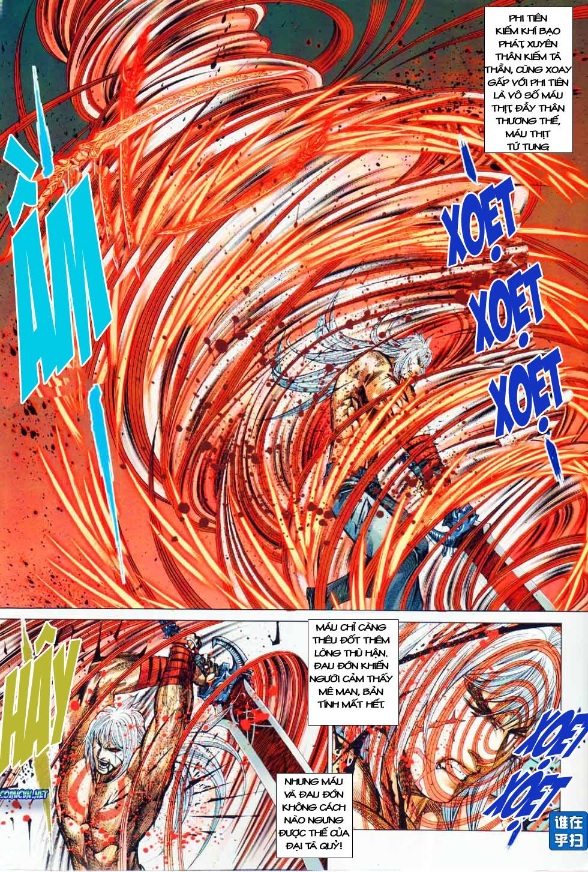Thiên Hạ Vô Địch Kiếm Tà Thần chap 8 end trang 16