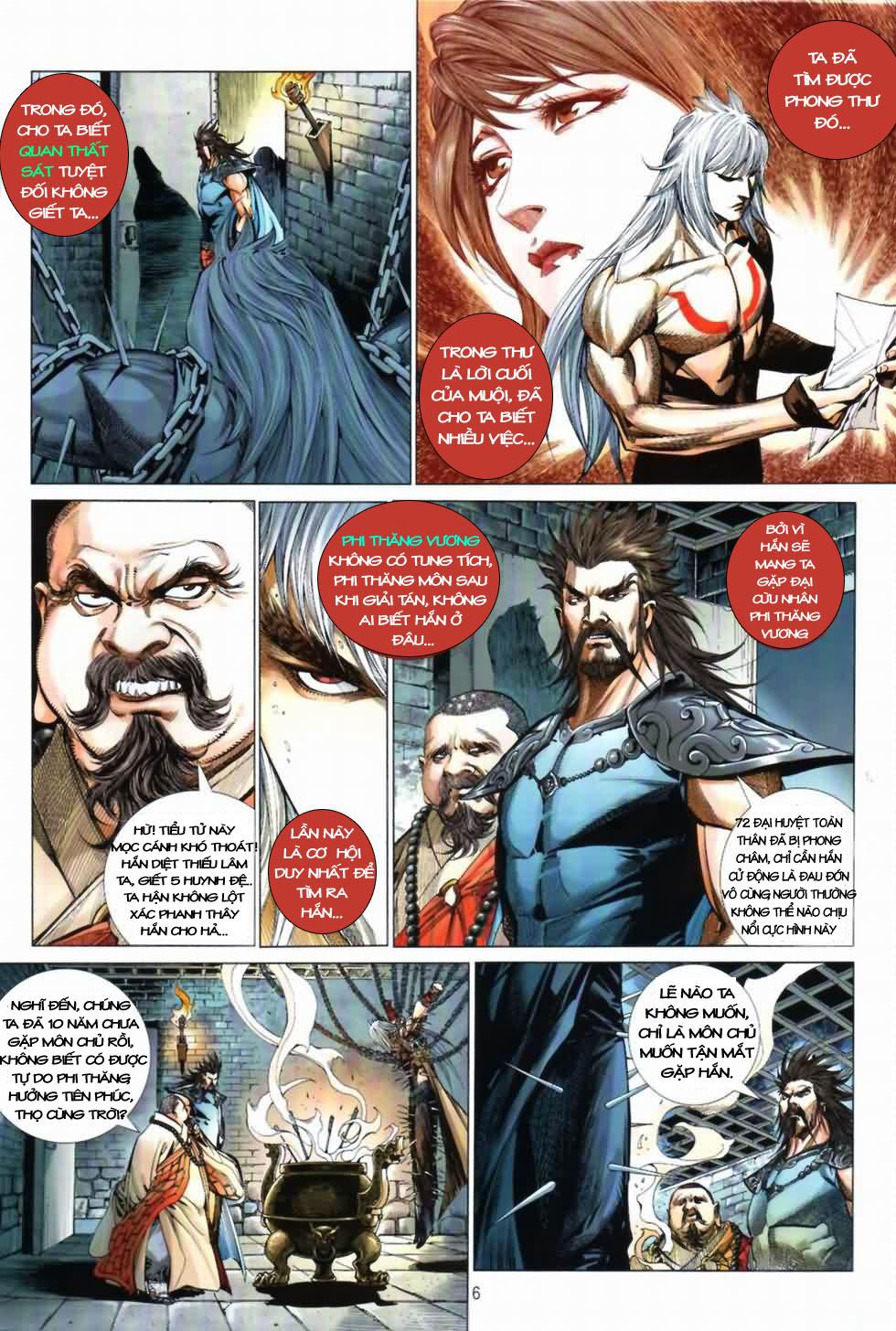 Thiên Hạ Vô Địch Kiếm Tà Thần chap 3 trang 6