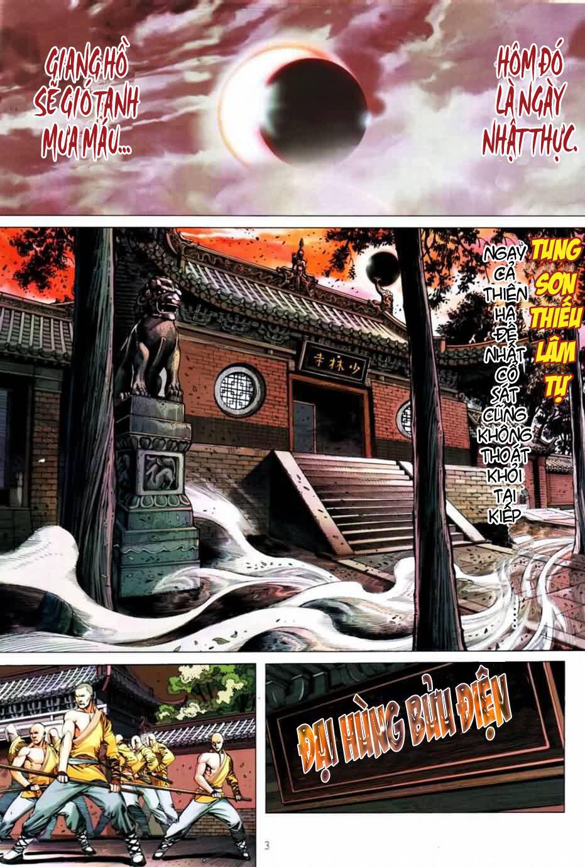 Thiên Hạ Vô Địch Kiếm Tà Thần chap 1 trang 2
