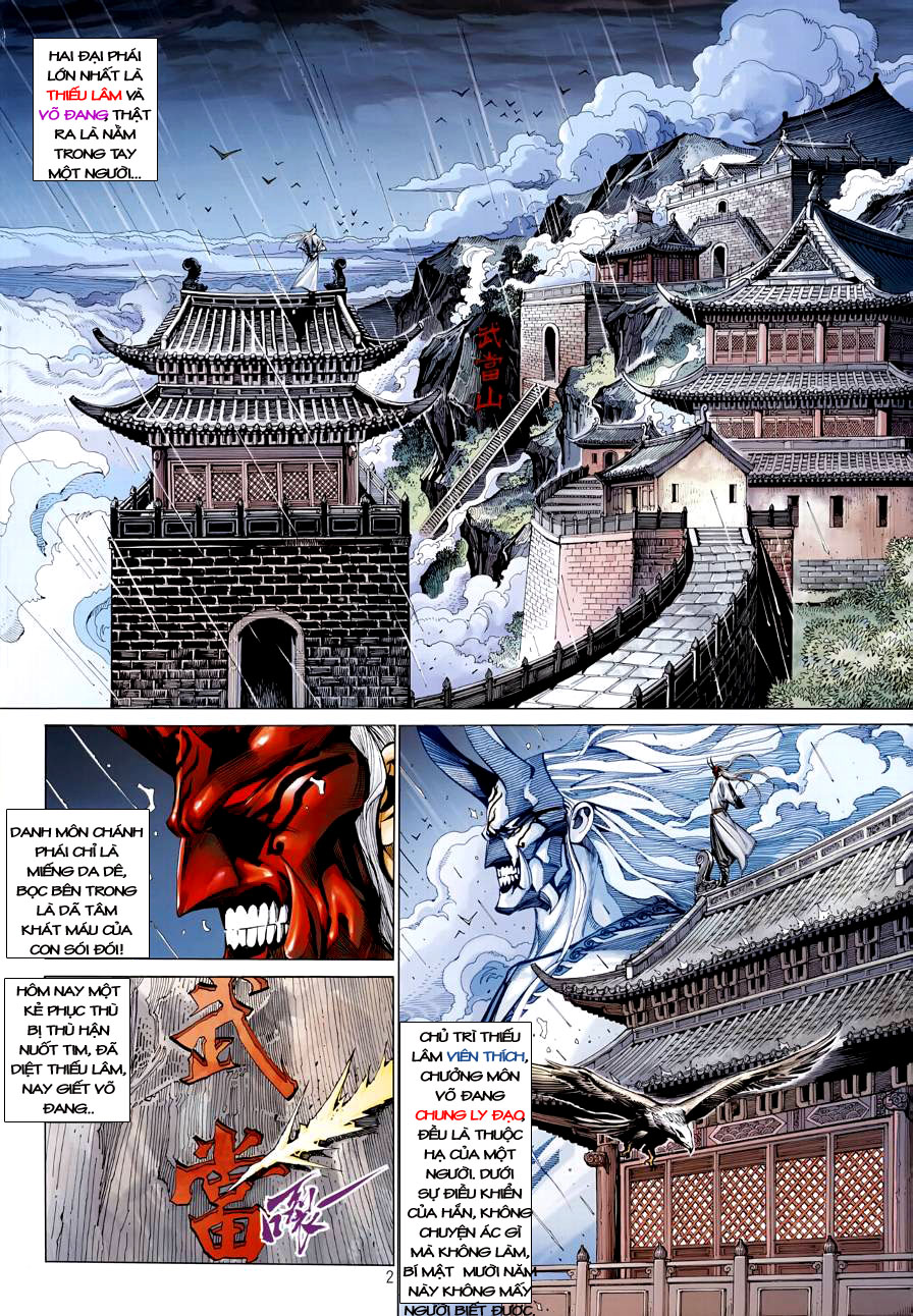 Thiên Hạ Vô Địch Kiếm Tà Thần chap 4 trang 2