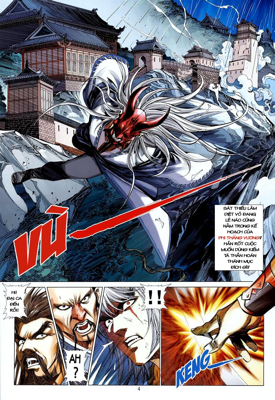 Thiên Hạ Vô Địch Kiếm Tà Thần chap 4 trang 4