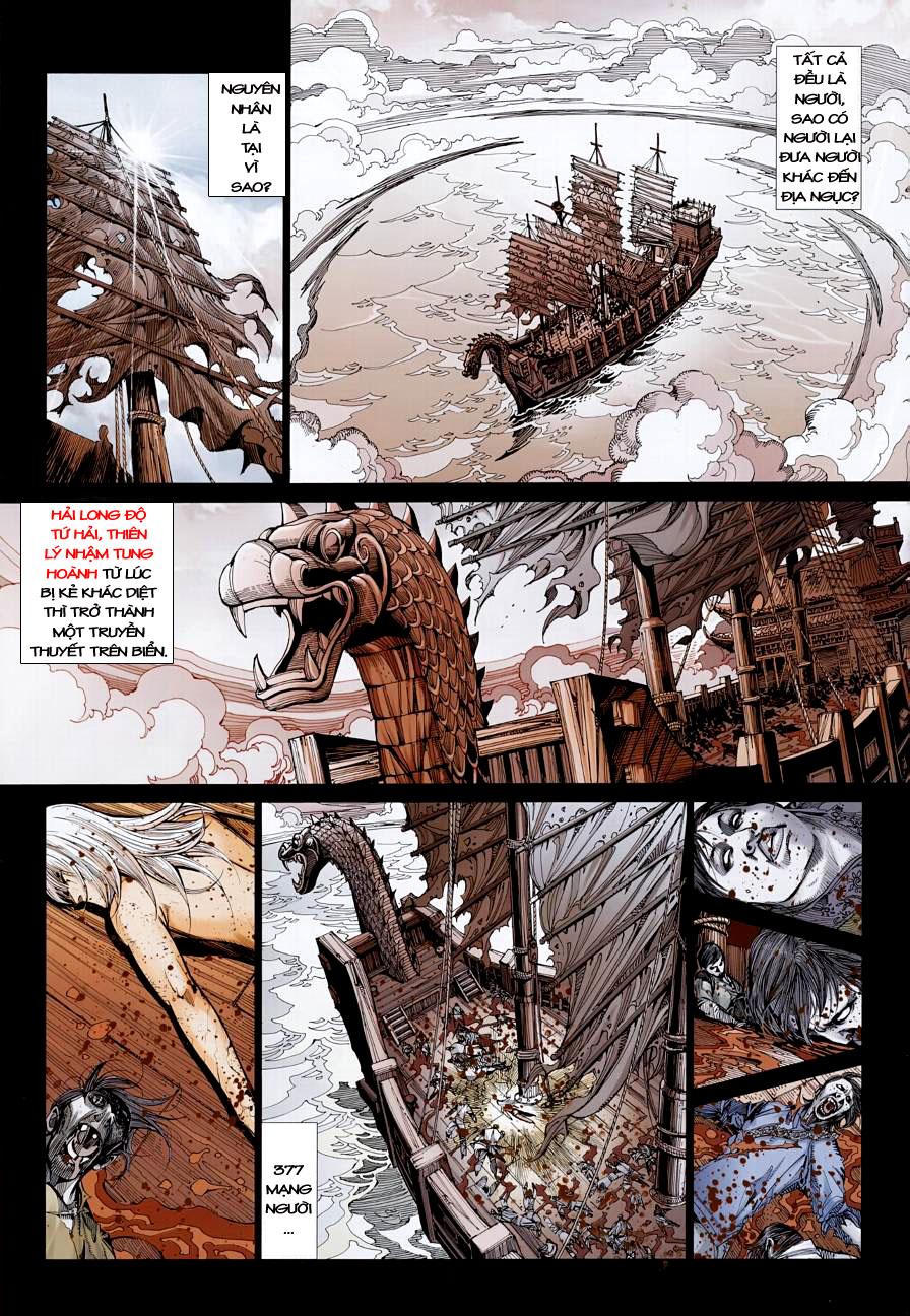 Thiên Hạ Vô Địch Kiếm Tà Thần chap 4 trang 8