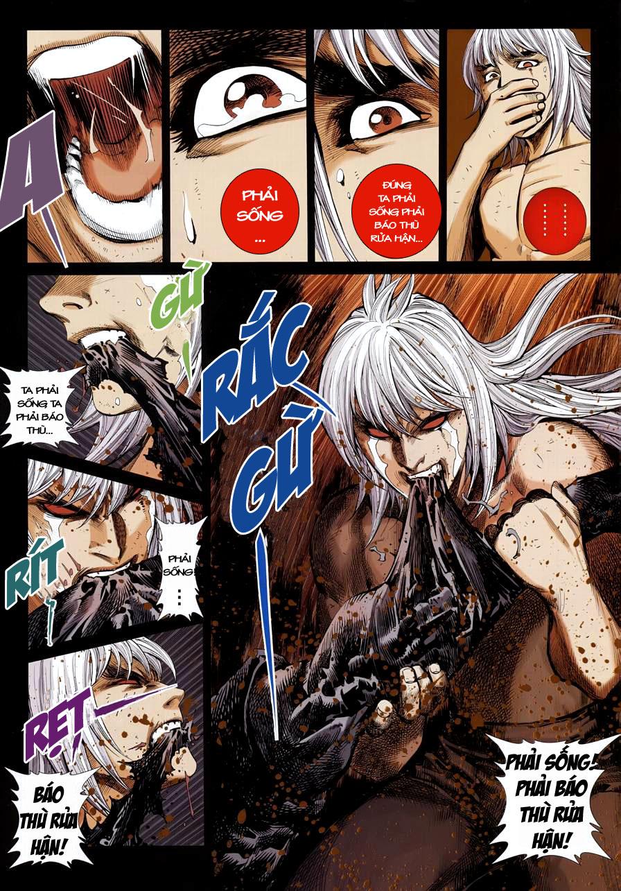 Thiên Hạ Vô Địch Kiếm Tà Thần chap 4 trang 11