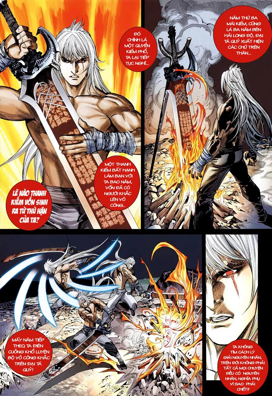 Thiên Hạ Vô Địch Kiếm Tà Thần chap 4 trang 14