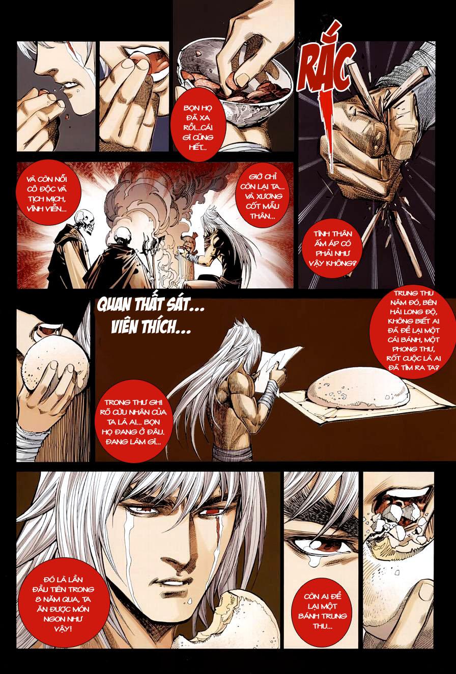 Thiên Hạ Vô Địch Kiếm Tà Thần chap 4 trang 17