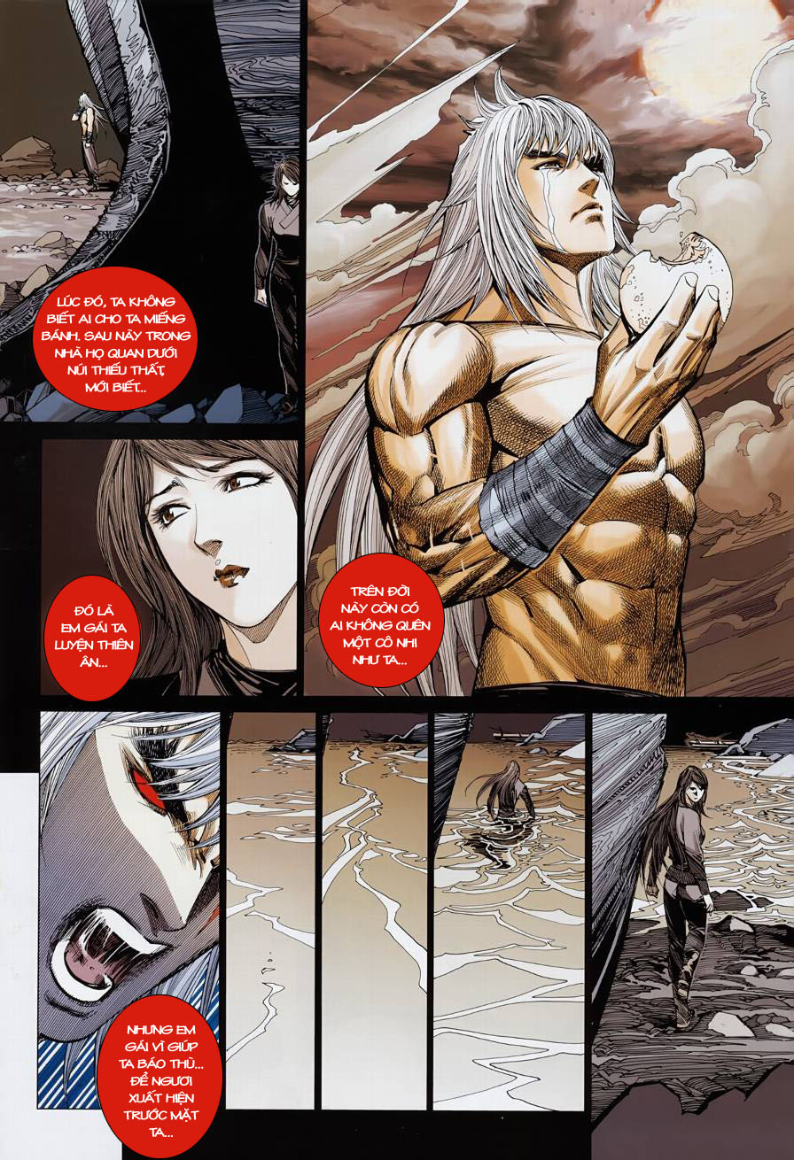 Thiên Hạ Vô Địch Kiếm Tà Thần chap 4 trang 18