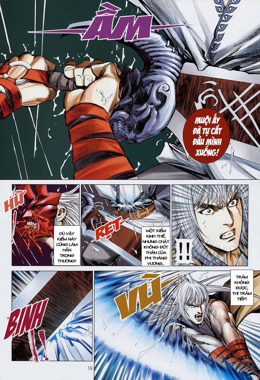 Thiên Hạ Vô Địch Kiếm Tà Thần chap 4 trang 19