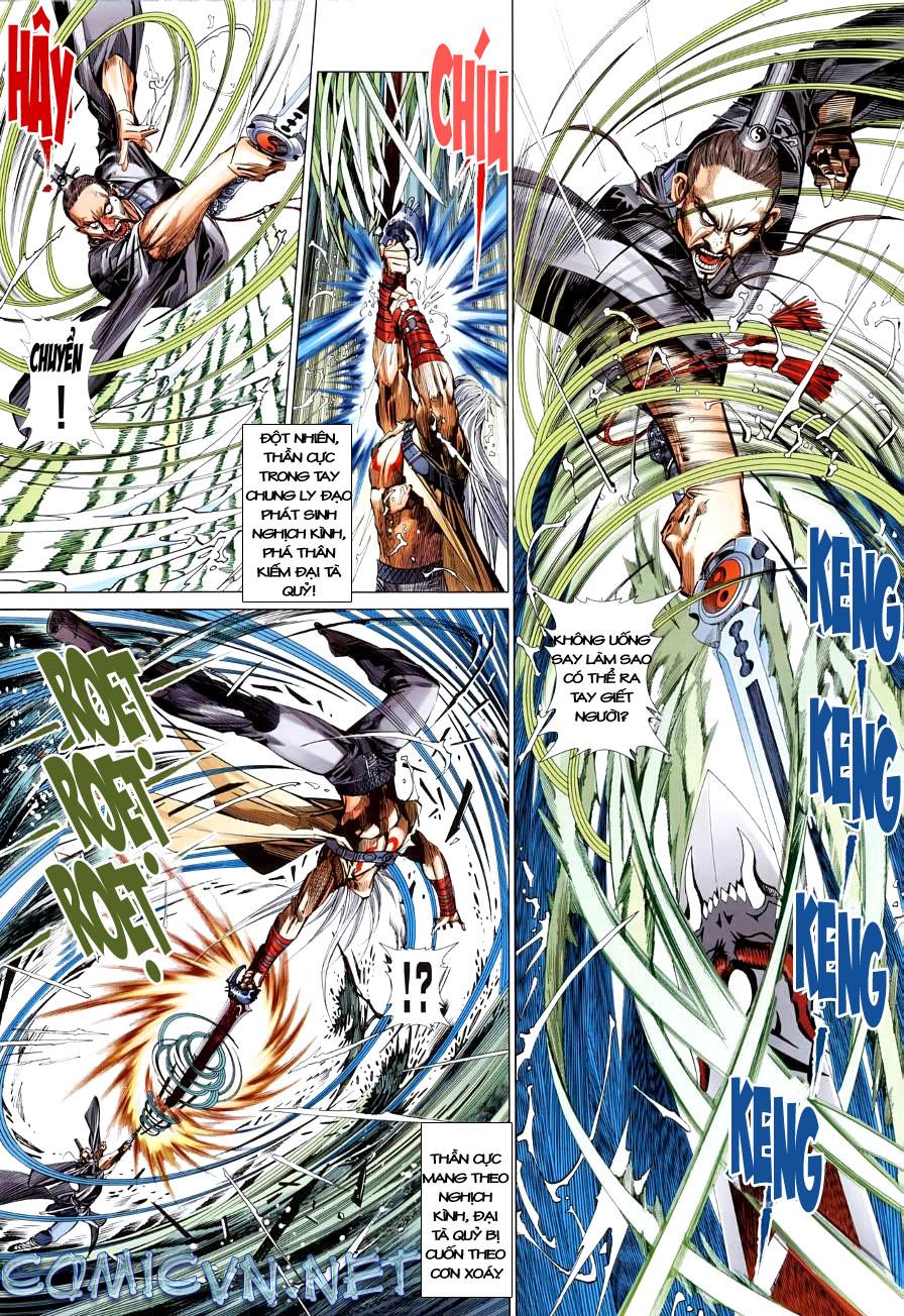 Thiên Hạ Vô Địch Kiếm Tà Thần chap 4 trang 23
