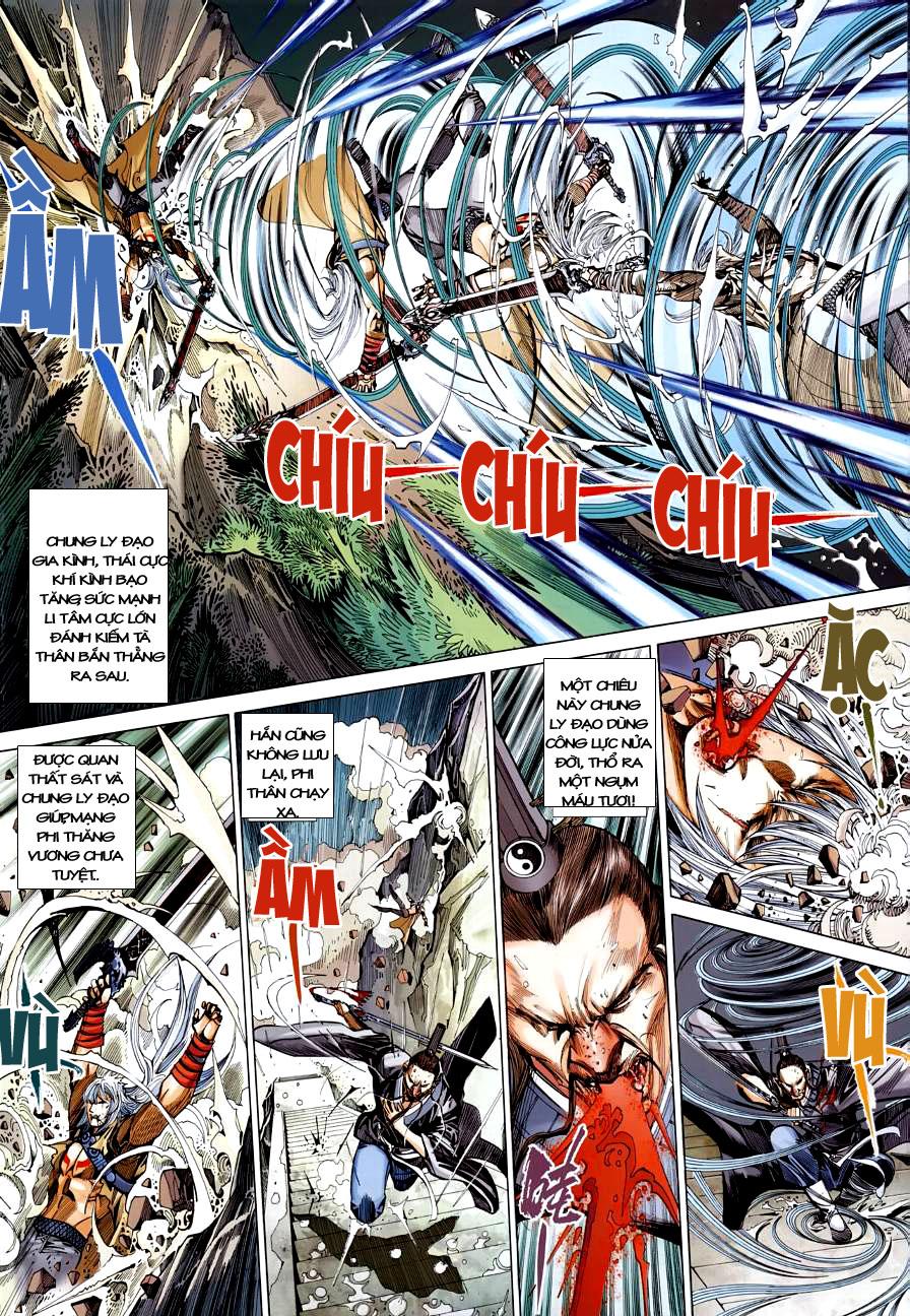 Thiên Hạ Vô Địch Kiếm Tà Thần chap 4 trang 26