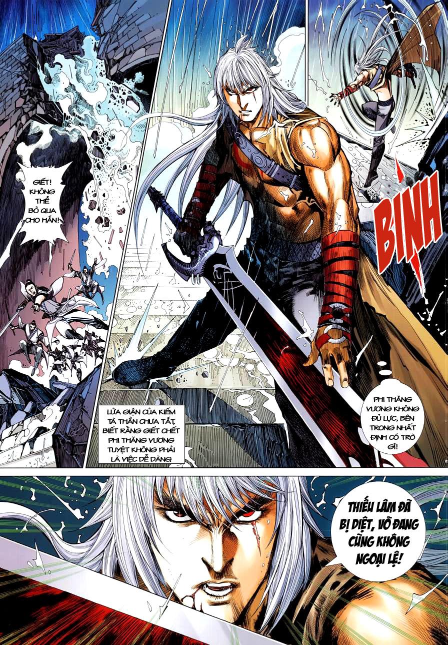 Thiên Hạ Vô Địch Kiếm Tà Thần chap 4 trang 27