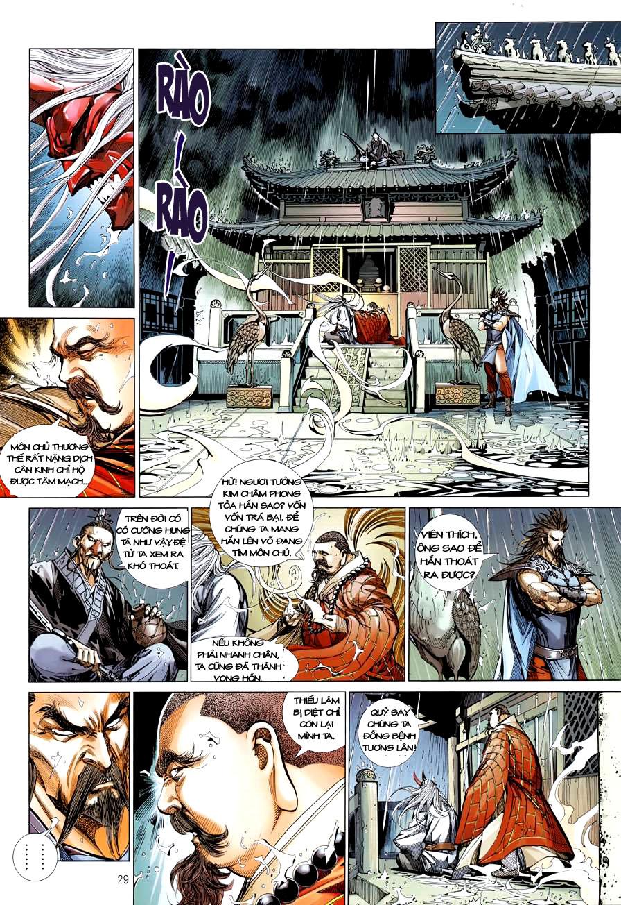 Thiên Hạ Vô Địch Kiếm Tà Thần chap 4 trang 29