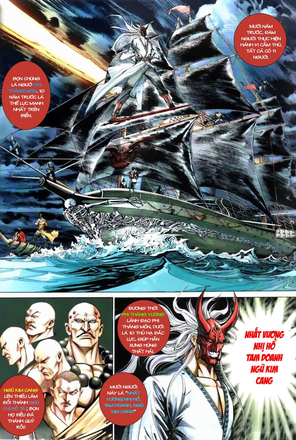 Thiên Hạ Vô Địch Kiếm Tà Thần chap 3 trang 2