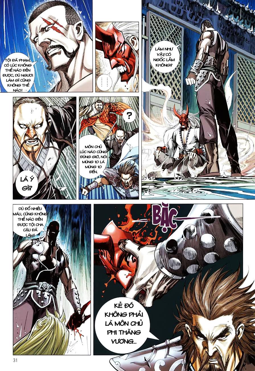 Thiên Hạ Vô Địch Kiếm Tà Thần chap 4 trang 31