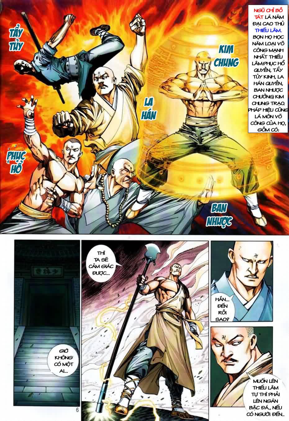 Thiên Hạ Vô Địch Kiếm Tà Thần chap 1 trang 5
