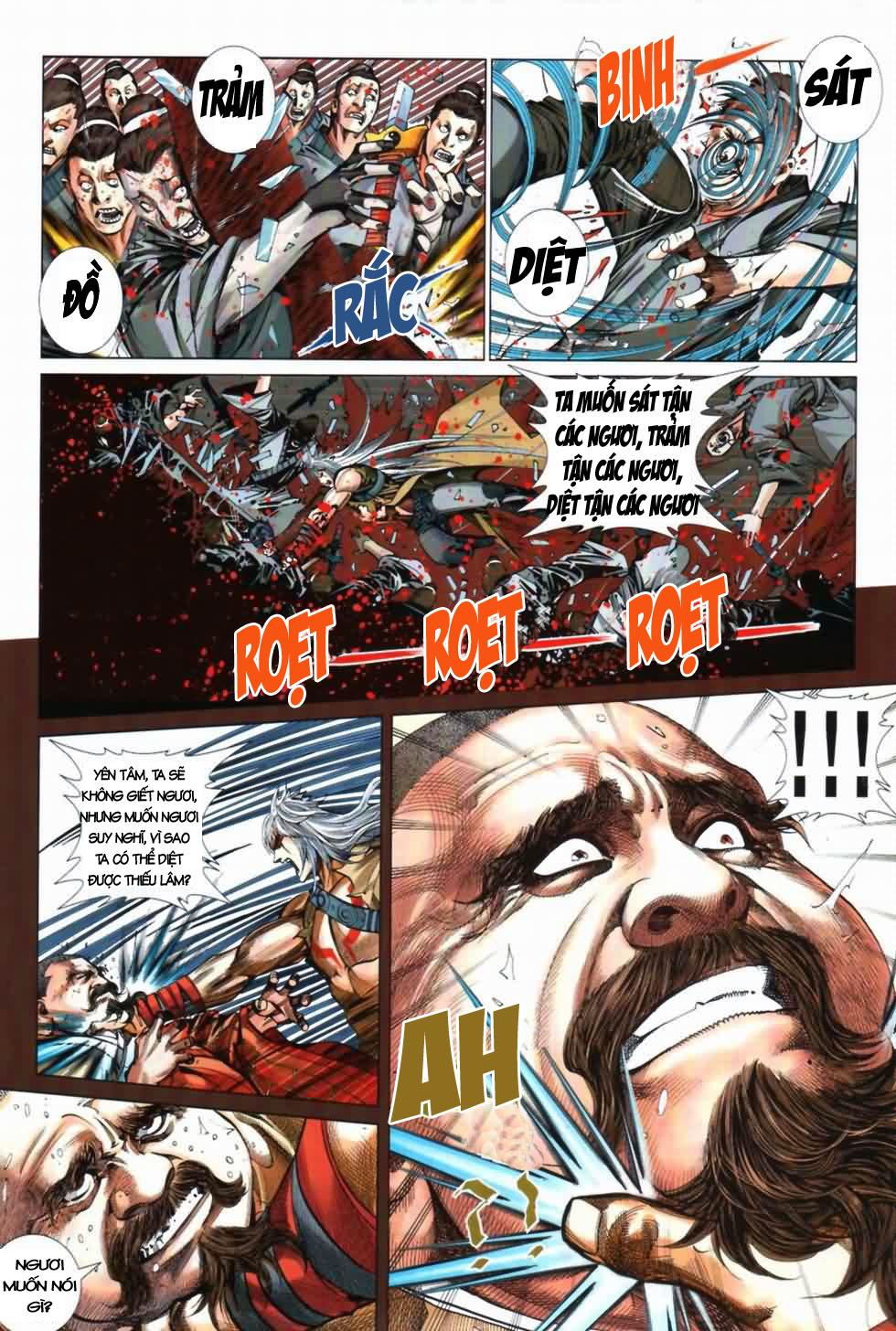 Thiên Hạ Vô Địch Kiếm Tà Thần chap 3 trang 26