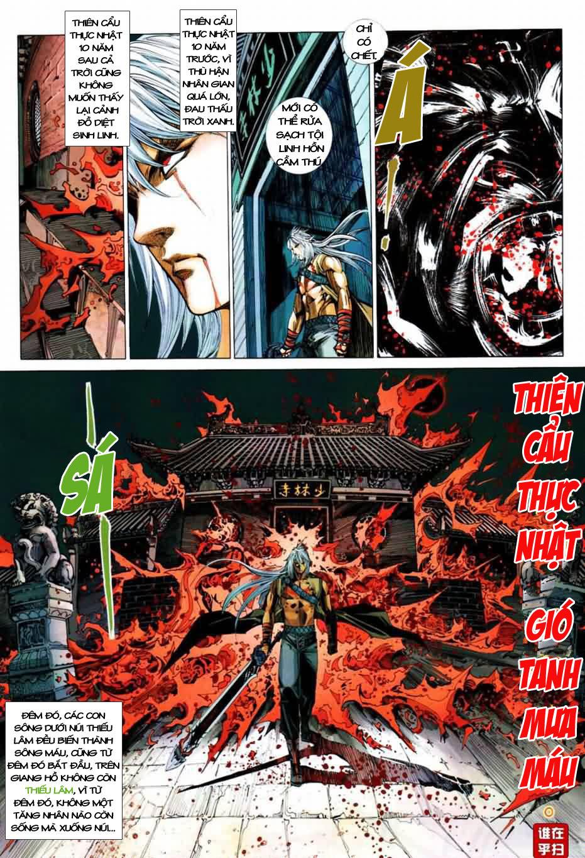 Thiên Hạ Vô Địch Kiếm Tà Thần chap 1 trang 27
