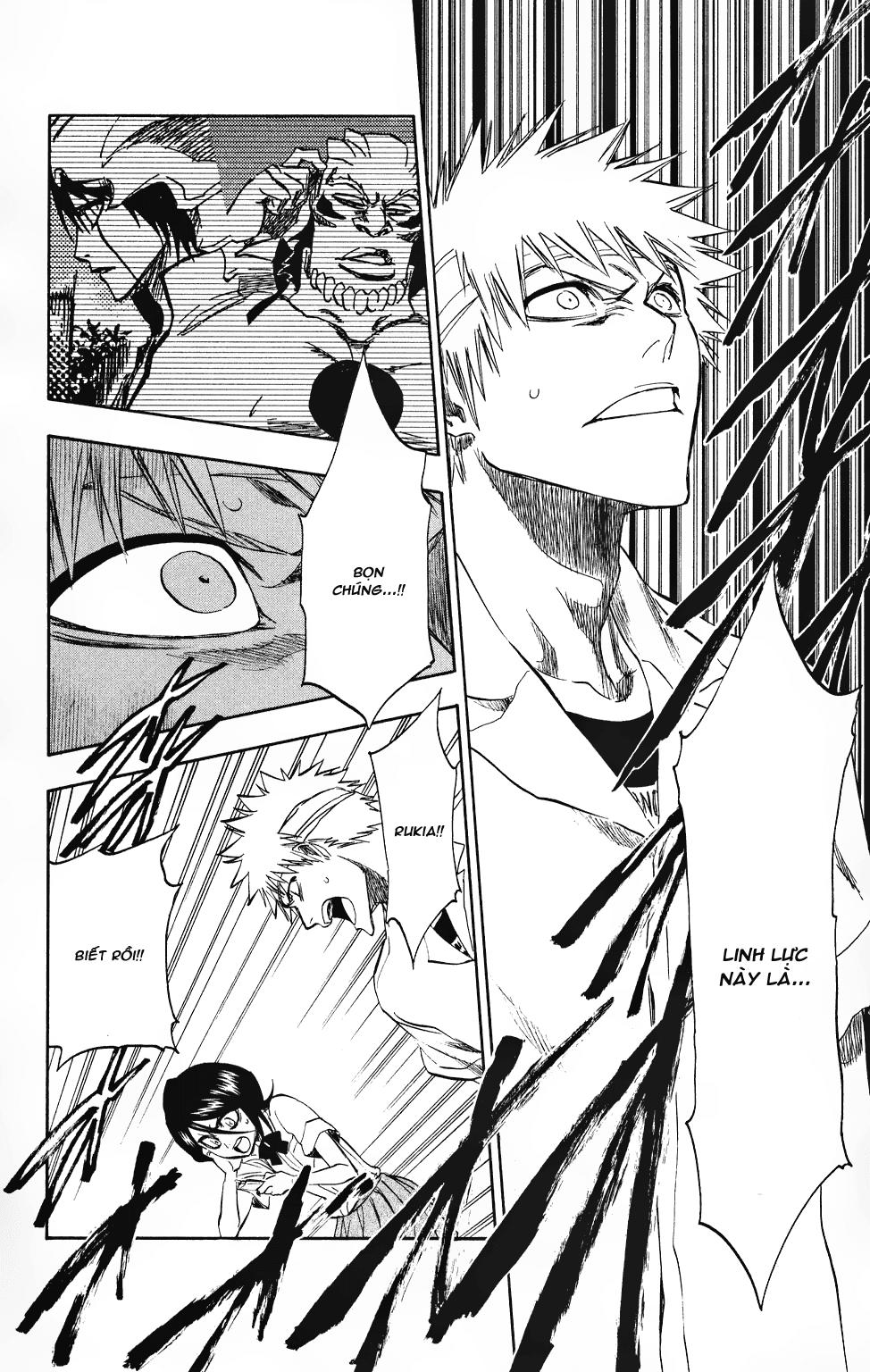 Bleach chapter 200 trang 9