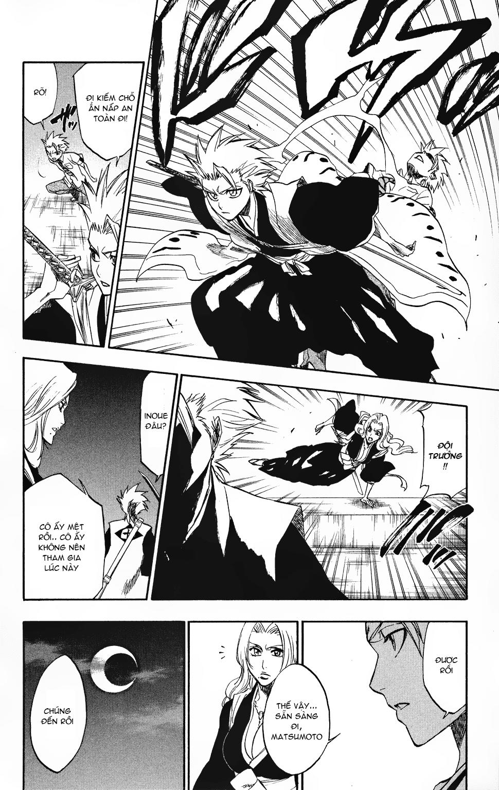 Bleach chapter 200 trang 13