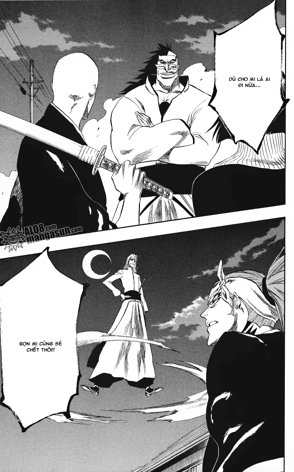 Bleach chapter 200 trang 20