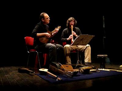 Concierto en Sala Amigos del Arte - 2010