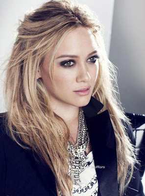 Hilary Duff In style Magazine Photos 1