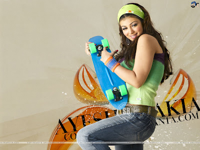 Ayesha Takia's new look for WANTED Movie 5